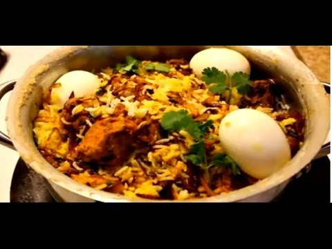 Kozhikode Chicken Biryani Recipe - How to make Dum Chicken Biryani(DUM CHICKEN BIRYANI)