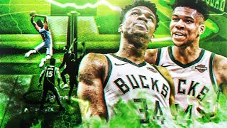 99 GIANNIS ANTETOKOUNMPO BUILD IS OVERPOWERED ON NBA 2K20! BEST TWO-WAY SLASHER BUILD!