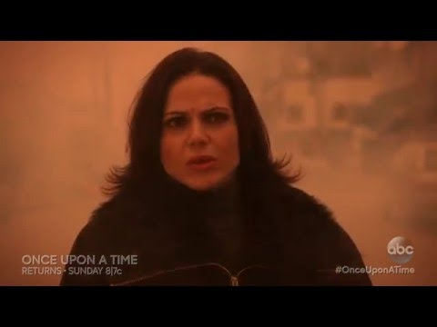 Once Upon a Time 5.12 (Clip 'The Heroes Are Not In Maine Anymore')
