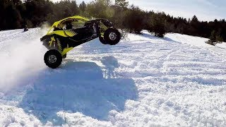 8. Can am X3 Turbo FULL SEND