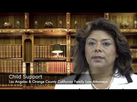 Orange County Child Support Lawyer – Family Attorney – Irvine Child Custody