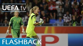 Relive the drama of the semi-final penalty shootout between local rivals Norway and Denmark from four years ago. Subscribe:...