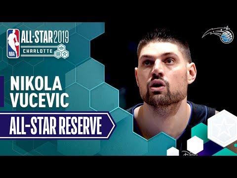 Video: Best Of Nikola Vucevic 2019 All-Star Reserve | 2018-19 NBA Season