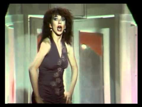 Kate Bush - Wow ( Rare French tv )