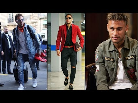 Neymar ►Style , Clothing & Look