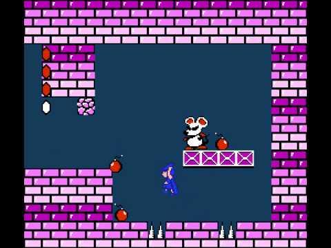 Yume Kôjô : Doki Doki Panic NES