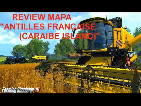 Antilles Francaise Final Beta