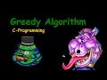 C Program Greedy Algorithm