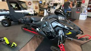 5. 2020 Polaris Industries 800 PRO-RMK 155 SC-SELECT - New Snowmobile For Sale - Hudson, WI