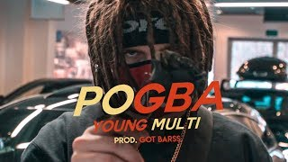 Video YOUNG MULTI - Pogba (prod. Got Barss) MP3, 3GP, MP4, WEBM, AVI, FLV Februari 2018