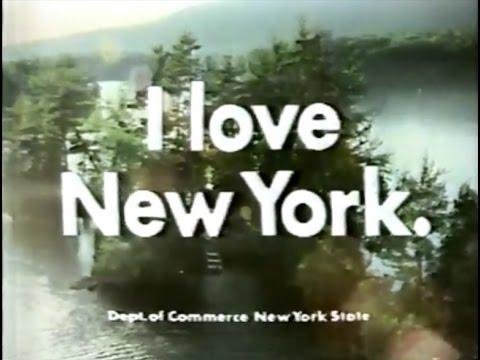 'I Love New York' Commercial (1978)