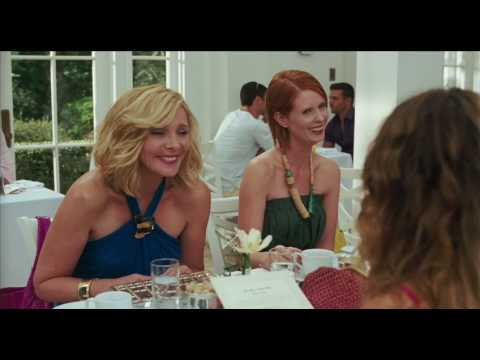 Sex and the City 2: Unedited Official Trailer (видео)