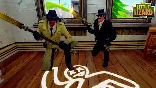 A FORTNITE MURDER MYSTERY!! *NEW SKINS*  Fortnite Short Film