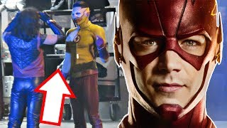 The Flash Season 4 Episode 1 LEAKED Images Breakdown! The Flash Godspeed, The Flash 3x23, The Flash 3x23 Ending, The Flash 3x23 Barry, Iris West Death, Savitar Future.Photo Sources:https://twitter.com/yvrshootshttps://twitter.com/ThemysciraBoundLike / Share the Video if you enjoyed the video!Subscribe for more Flash Season 4, Arrow Season 6, Legends of Tomorrow Season 3 and Supergirl Season 3!Twitter http://twitter.com/pagmystSnapchat: apageyyInstagram: apagey25Facebook: https://www.facebook.com/PageyYT--- Channel Info ---I started my channel to talk about all things related to TV Shows and Movies. I do videos on Movie/TV News, Trailer Breakdowns, Movie and TV reviews, and plenty more!