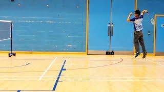 Video 4 Corners Badminton Footwork Basics MP3, 3GP, MP4, WEBM, AVI, FLV September 2018