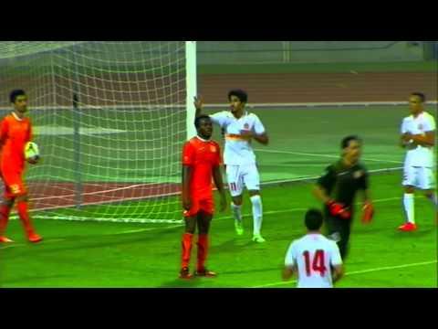 المحرق 4-0 الحالة .. دوري فيفا البحرين 2014/2015