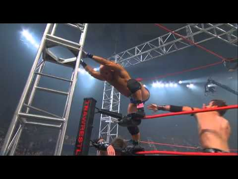 The Ultimate X Match from Bound For Glory 2009