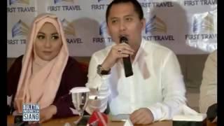 Video Pihak Promo First Travel Akan Berangkatkan Umroh Jamaah yang Belum Berangkat - BIS 23/04 MP3, 3GP, MP4, WEBM, AVI, FLV Agustus 2017