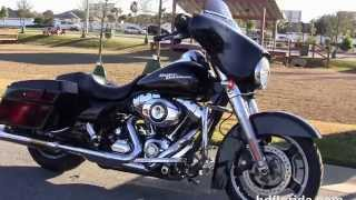 9. Used 2010 Harley Davidson FLHX Street Glide Motorcycles for sale in Montgomery AL