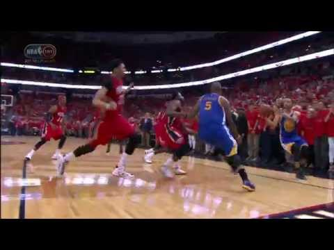 Vidéo : les 3 points de Stephen Curry à l'ultime seconde