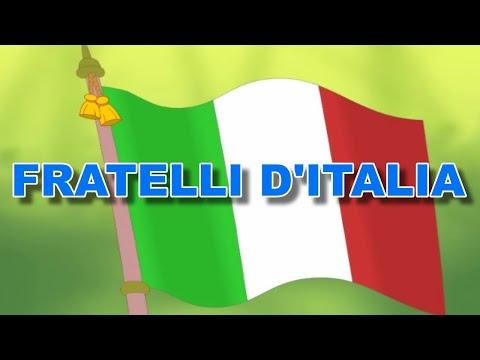 FRATELLI D'ITALIA ★ Canzoni per Bambini