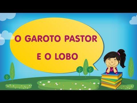 O GAROTO PASTOR E O LOBO | com a Tia Érika