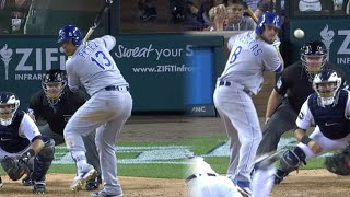 Salvador Perez and Mike Moustakas crank back-to-back jacks in the 12th inning to put the Royals on top of the Tigers for goodCheck out http://MLB.com/video for more!About MLB.com: Former Commissioner Allan H. (Bud) Selig announced on January 19, 2000, that the 30 Major League Club owners voted unanimously to centralize all of Baseball's Internet operations into an independent technology company. Major League Baseball Advanced Media (MLBAM) was formed and charged with developing, building and managing the most comprehensive baseball experience available on the Internet. In August 2002, MLB.com streamed the first-ever live full length MLB game over the Internet when the Texas Rangers and New York Yankees faced off at Yankee Stadium. Since that time, millions of baseball fans around the world have subscribed to MLB.TV, the live video streaming product that airs every game in HD to nearly 400 different devices. MLB.com also provides an array of mobile apps for fans to choose from, including At Bat, the highest-grossing iOS sports app of all-time. MLB.com also provides fans with a stable of Club beat reporters and award-winning national columnists, the largest contingent of baseball reporters under one roof, that deliver over 100 original articles every day. MLB.com also offers extensive historical information and footage, online ticket sales, official baseball merchandise, authenticated memorabilia and collectibles and fantasy games.Major League Baseball consists of 30 teams split between the American and National Leagues. The American League consists of the following teams: Baltimore Orioles; Boston Red Sox; Chicago White Sox; Cleveland Indians; Detroit Tigers; Houston Astros; Kansas City Royals; Los Angeles Angels ; Minnesota Twins; New York Yankees; Oakland Athletics; Seattle Mariners; Tampa Bay Rays; Texas Rangers; and Toronto Blue Jays. The National League, originally founded in 1876, consists of the following teams: Arizona Diamondbacks; Atlanta Braves; Chicago Cu