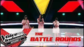 "Video Nadine & Chainia & Raisa Putri ""Buktikan"" 