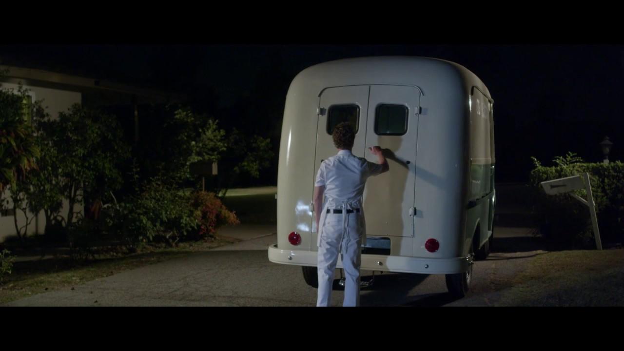 The Ice Cream Truck - Trailer