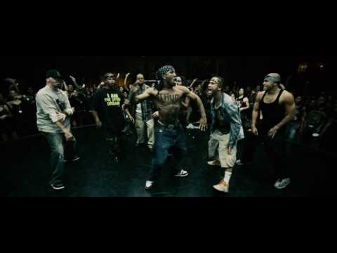 Chris Brown crew Stomp The Yard 2007 battle