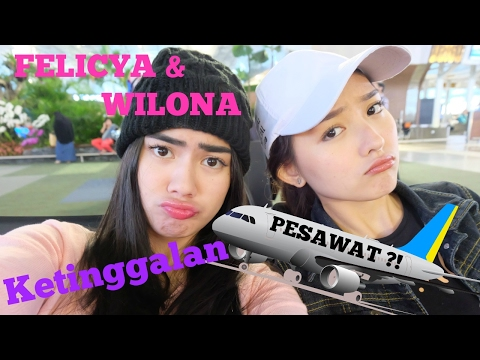 Video Keeping Up With Felicya - Feli Wilona Ketinggalan Pesawat ?! download in MP3, 3GP, MP4, WEBM, AVI, FLV February 2017
