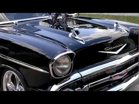 The 1957 Chevy Bel Air that puts out 1000 horsepower
