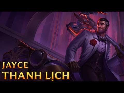 Jayce Thanh Lịch
