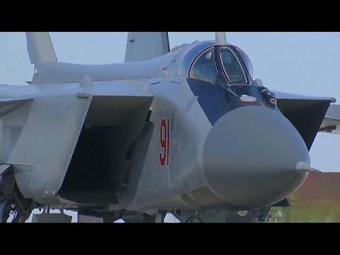 العرب اليوم - شاهد: روسيا تجري تجربة