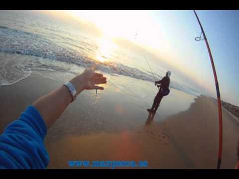 pesca a spinning con bombeta - pescacintina.avi