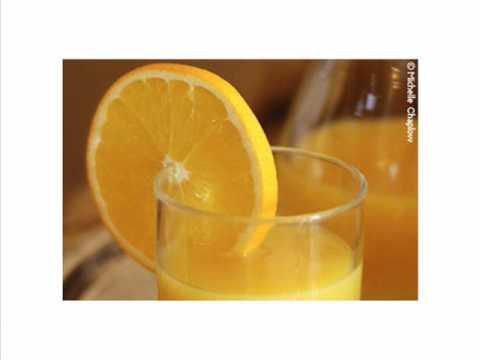 Beneficios salud zumo de naranja
