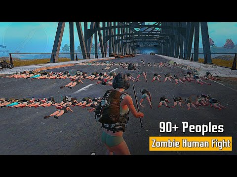PUBG MOBILE: 🔥 Can We Defend Against 90+ Enemies | Epic Funny Moments Of Pubg Mobile | Gamexpro