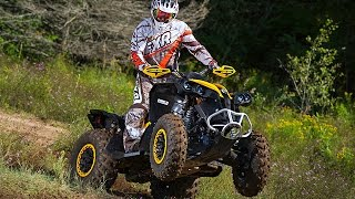 11. TEST RIDE: 2014 Can Am Renegade 1000 X xc