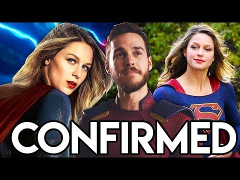 Supergirl Season 5 EXTENDED to 22 Episodes CONFIRMED! & Brainiac COMING with the Legion?