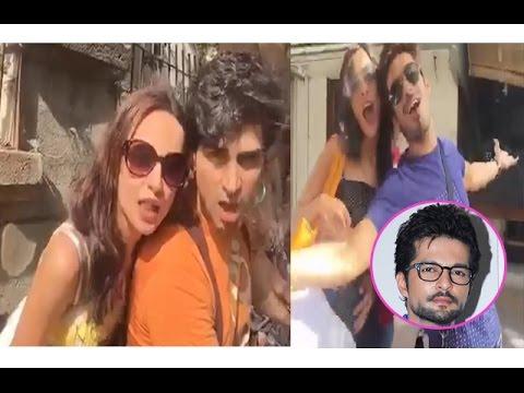 Vrundavan | Wife Riddhi Dogra & Friends Cheer Up R