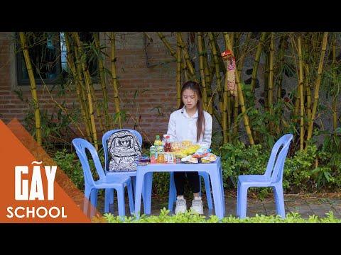 CÔNG VIỆC NGOÀI CỦA HOT GIRL   BỘ TỨ QUỶ SỨ TẬP 4   PHIM HỌC ĐƯỜNG GÃY SCHOOL