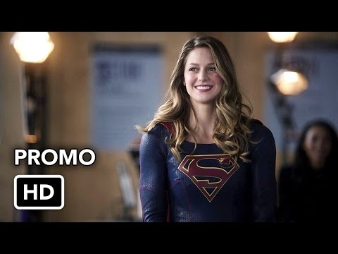 Supergirl Season 2 (Crossover Event Teaser)