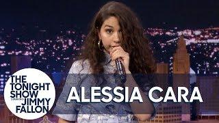 Alessia Cara Sings