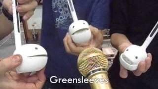otamatone  Greensleeves オタマトーン グリーンスリーブス