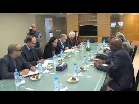 تعزيز التعاون في مجال الصيد البحري محور مباحثات مغربية تشادية
