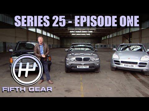 Fifth Gear: Series 25 Episode 1 - Full Episode