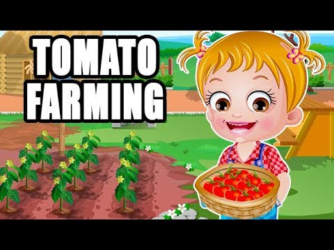Video of Baby Hazel Gardening Games