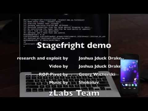 Stagefright Demo by zLabs
