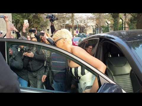 POVRATAK: Karleuša na snimanju Zvezda Granda