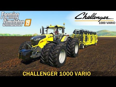Challenger 1000 Vario v1.0.0.0